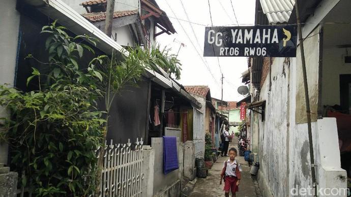 Gang Motor Bandung