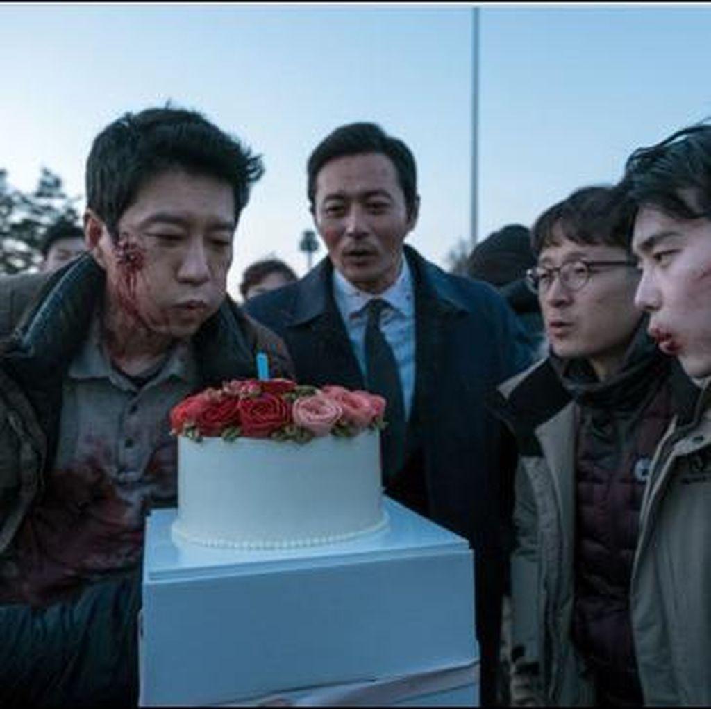 Lee Jong Suk dan Jang Dong Gun Rampungkan Syuting Film V.I.P