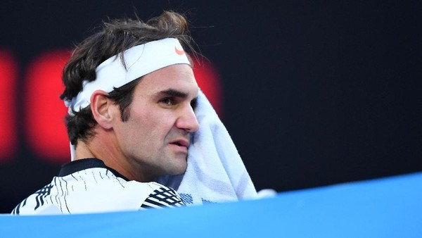 Federer Ingin Jumpa Nadal di Final
