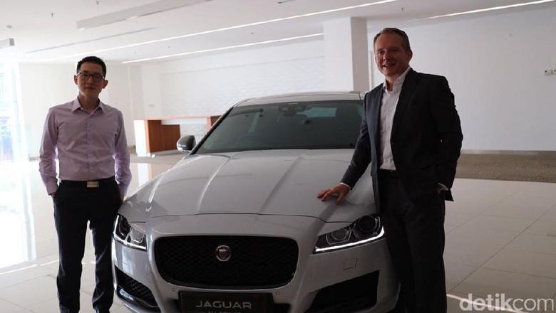 Jagoan Baru Jaguar XF,  Harga RP 1,599 Miliar