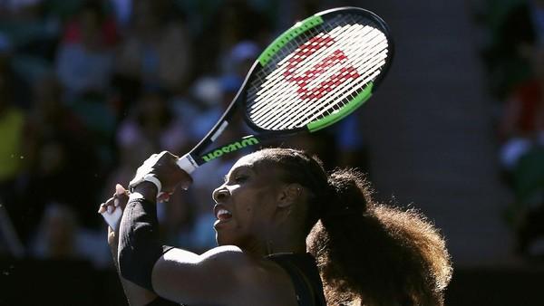 Serena Pastikan Tiket Final dalam 50 Menit
