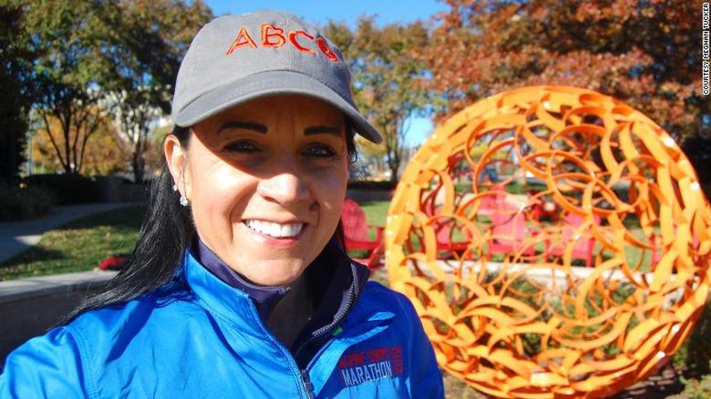 Cerita Survivor Kanker Otak Galang Dana Melalui Maraton