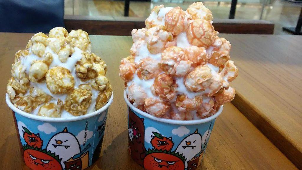 Sweet Monster, Paduan Es Krim dan Popcorn dari Korea Kini Bisa Dinikmati di Jakarta