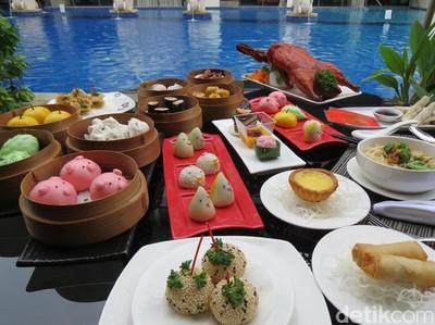 Wow! Pesta Kuliner China di The Trans Resort Bali Setiap Minggu