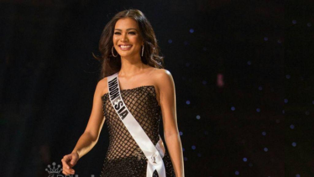 Foto: Pesona Puteri Indonesia Kezia Warouw Jelang Miss Universe 2016