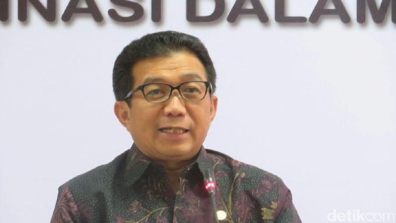 Hari-hari Terakhir Jadi Ketua OJK, Muliaman Temui Jokowi di Istana
