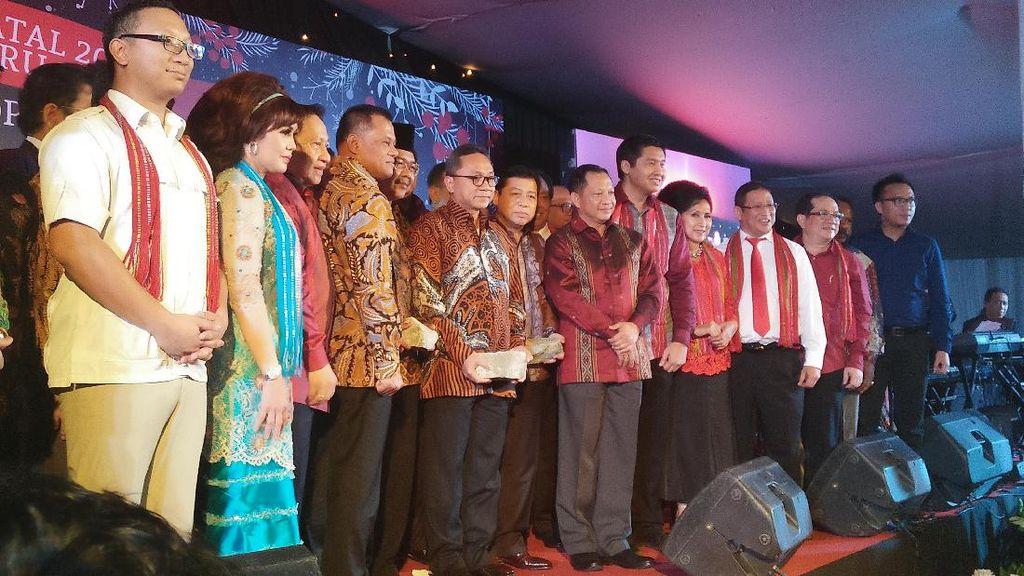 Pesan Harmoni TNI dan Polri untuk Indonesia
