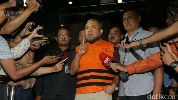 KPK: Patrialis dan Kamaludin Bertransaksi di Lapangan Golf