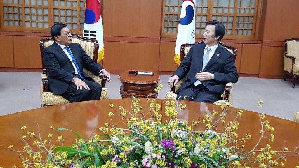 Bank Korea Siap Beroperasi di Indonesia Februari