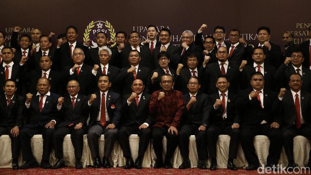 Komite Etik PSSI Akan Tegur Seluruh Pengurus yang Salah