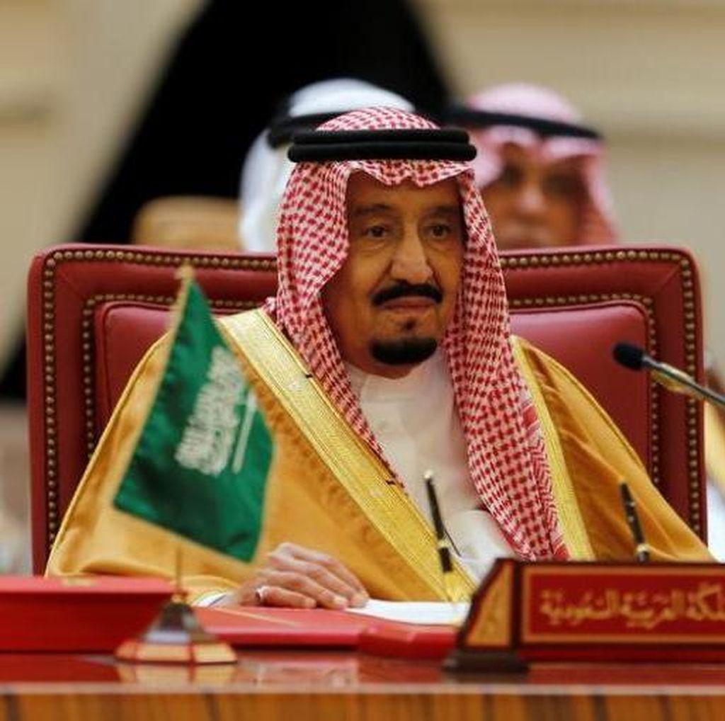Kunjungi Indonesia, Raja Arab Bawa 1.500 Orang dan 25 Pangeran