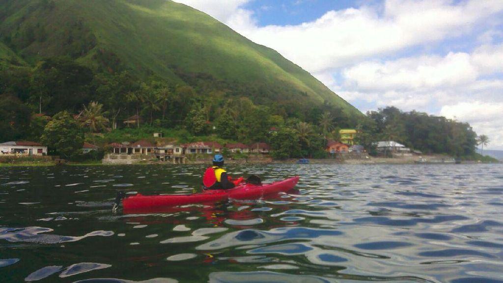 Jadi Destinasi Wisata Prioritas, Danau Toba Hadapi Masalah Sampah