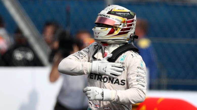 Yuk Ikuti Kompetisi Desain Helm Lewis Hamilton!