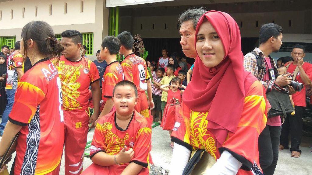 Damainya Imlek di Peunayong, Aceh: BuktiIndahnya Keberagaman Agama
