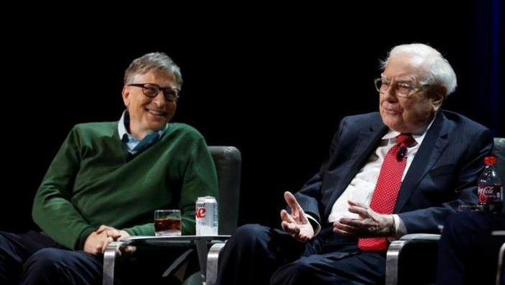 Bill Gates Bicara Soal Donald Trump