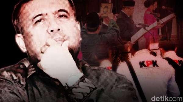 Pemeriksaan Dugaan Pelanggaran Etik Patrialis Akbar Selesai Dilakukan