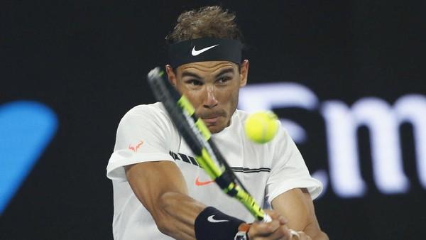 Nadal Akui Federer Layak Juara