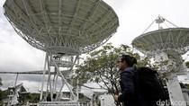 Telkom Pulihkan 5.912 Site Pelanggan Satelit