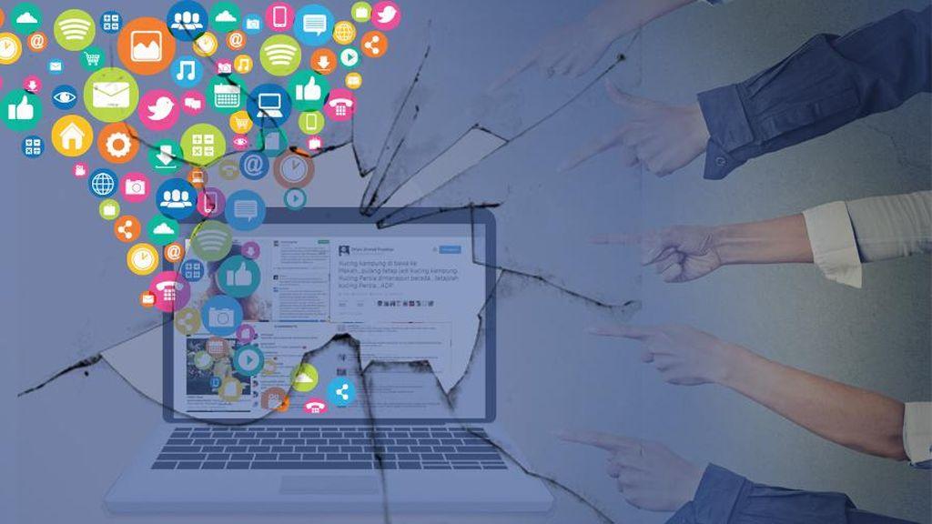 Jangan Ungkapkan Kekesalan di Media Sosial Kalau Tidak Mau Terjerat Hukum