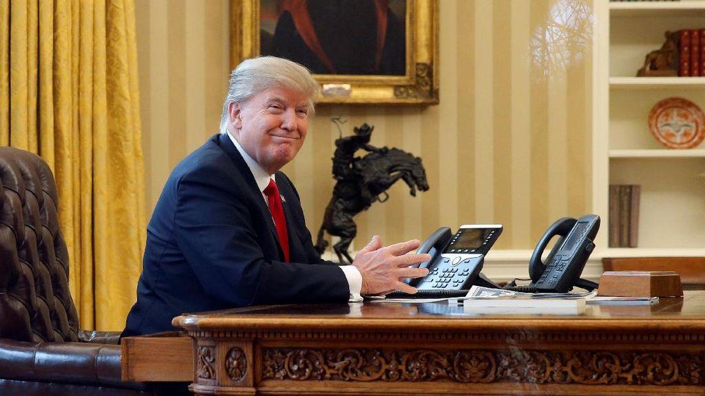 Donald Trump Sampaikan Duka dan Tawarkan Bantuan ke PM Inggris