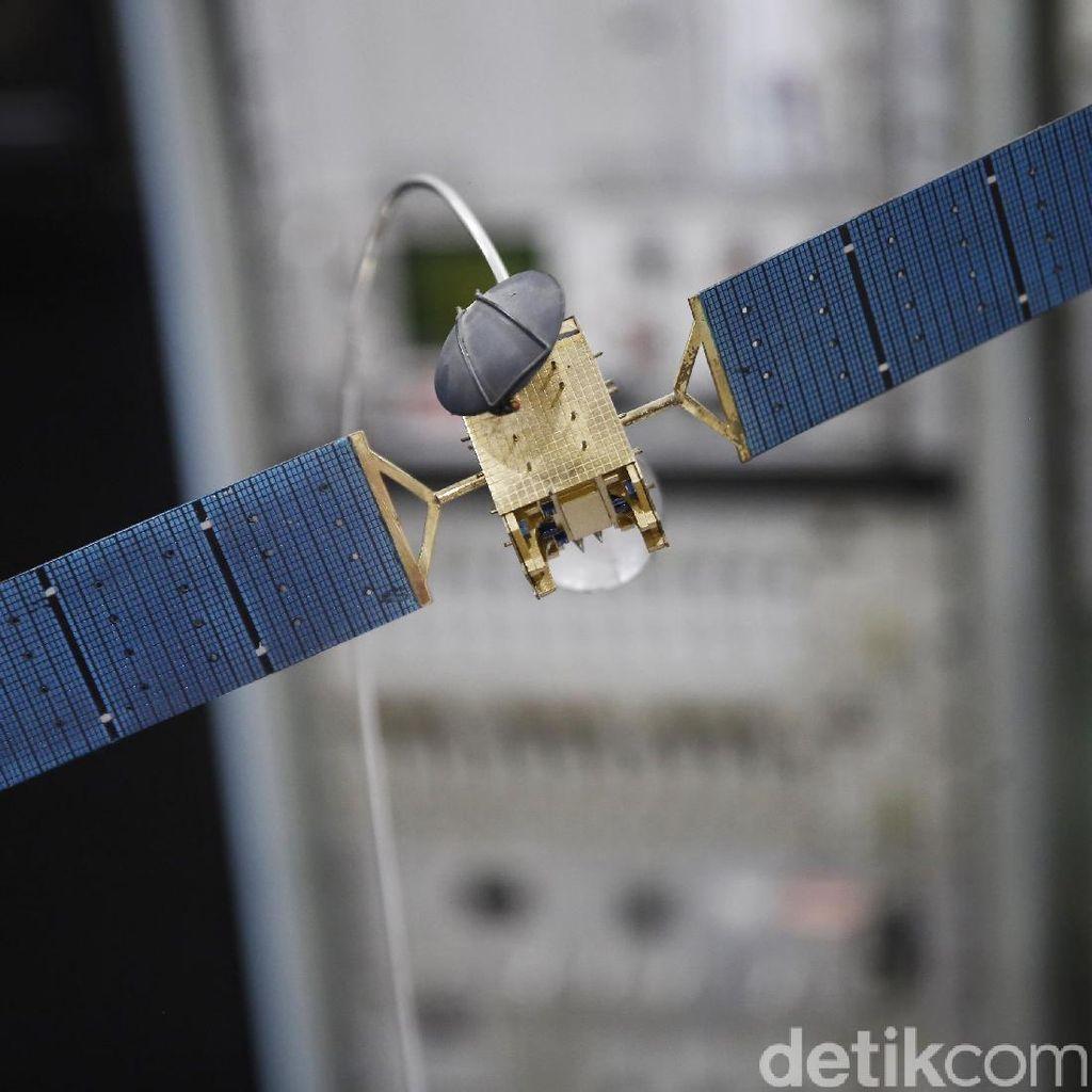 Satelit Broadband Nusantara Meluncur di 2018