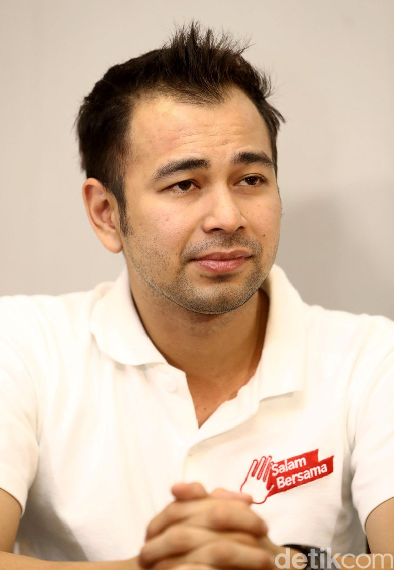 Belum Melayat, Raffi Ahmad Tetap Ikut Partisipasi Atas Meninggalnya Jupe