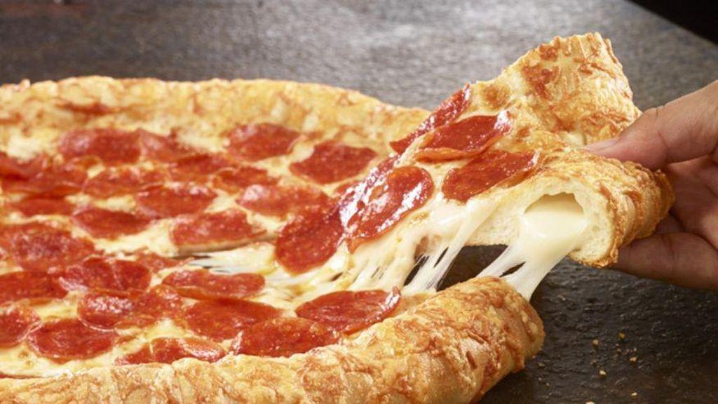 Storyboard Iklan Pizza yang Dibintangi Donald Trump Dijual Rp 200 Juta!
