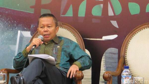 Tolak Hak Angket Ahok-Gate, PPP Dukung Langkah Presiden Jokowi