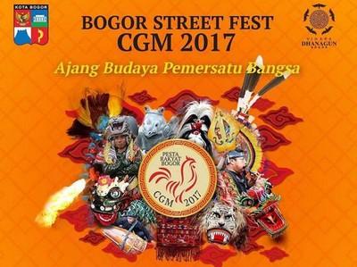 Asyik! Cap Go Meh di Bogor Dikemas dalam Street Festival