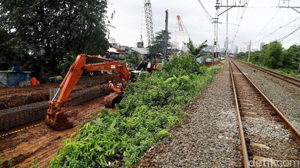 Double Track Rangkasbitung-Merak 69 Km Segera Dibangun