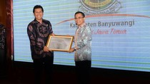 Kabupaten Banyuwangi Peraih SAKIP Terbaik se Indonesia