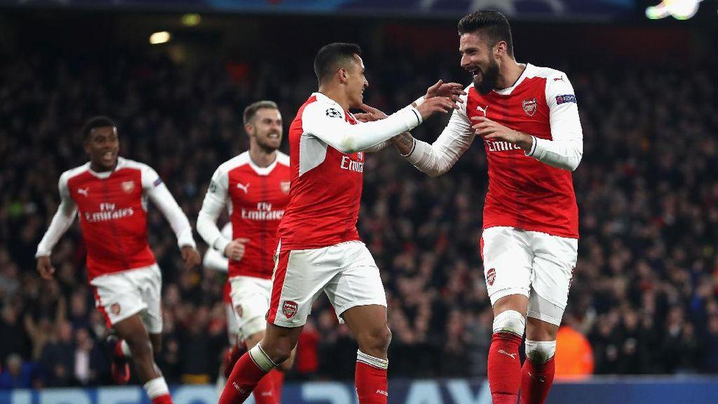 Musim Ini Arsenal Punya Lini Serang Terbaik di Era Wenger