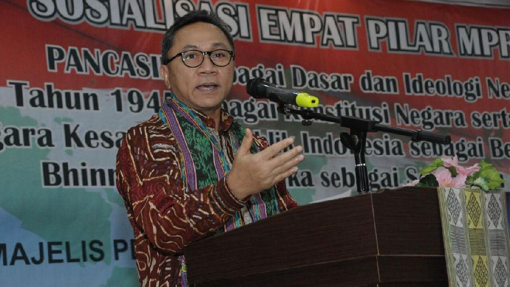Ketua MPR: Persoalan Warga Eks Timor Timur Harus Diselesaikan