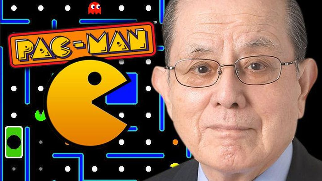 Bapak Pac Man Tutup Usia