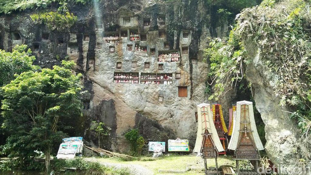 Makam Orang Toraja, Harganya Mahal!
