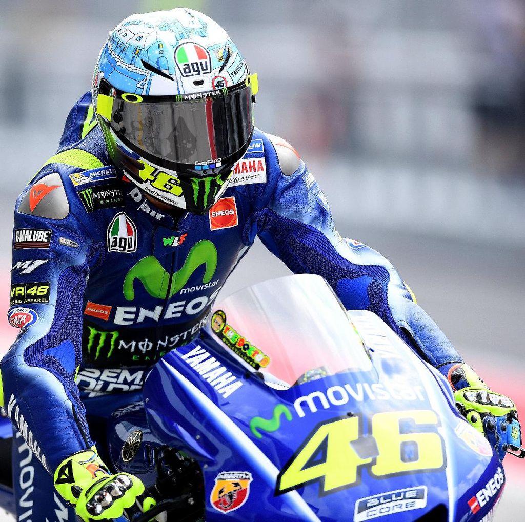 Gelar Juara Dunia Ke-10 Rossi Bukan Obsesi Yamaha