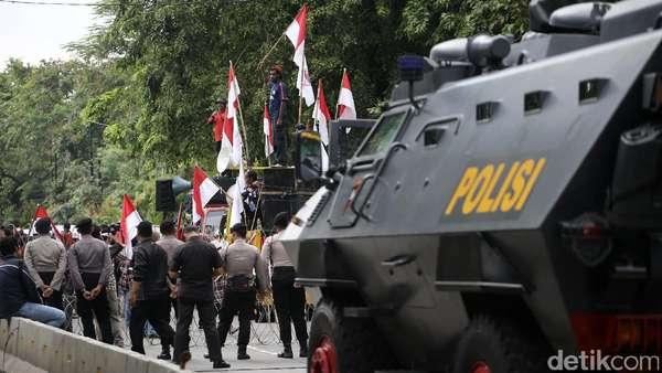 Sidang Ke-10 Ahok, Polisi Terapkan Pengamanan dan Rekayasa Lalin