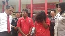Pasutri yang Terlibat Pencurian Rp 910 Juta Ditangkap