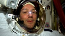 Penampakan Rumah Astronot di Luar Angkasa