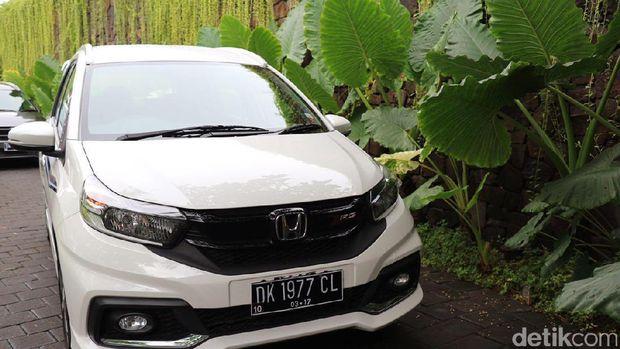 Menjajal Honda New Mobilio di Bali