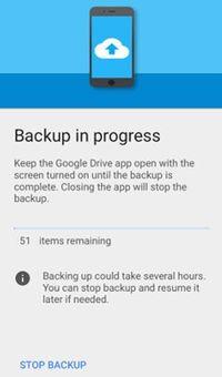Memindahkan Data di iOS ke Android Pakai Google Drive