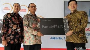 BNI Gandeng FamilyMart Luncurkan Kartu Co-brand TapCash