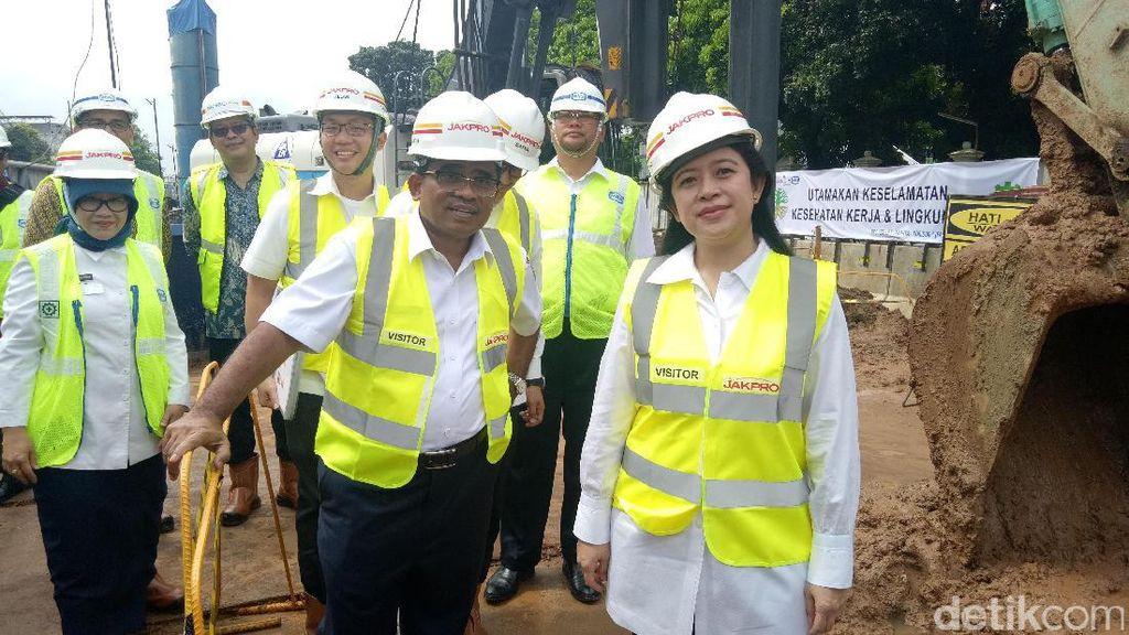 Menko Puan Wanti-wanti Velodrome Tak Terbengkalai Usai Asian Games