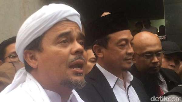 Polisi Sebut Habib Rizieq Home Sick, Pengacara: Bisa Saja Pulang