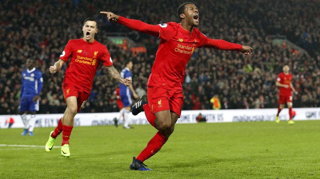 Liverpool Harus Lanjutkan Performa Lawan Chelsea