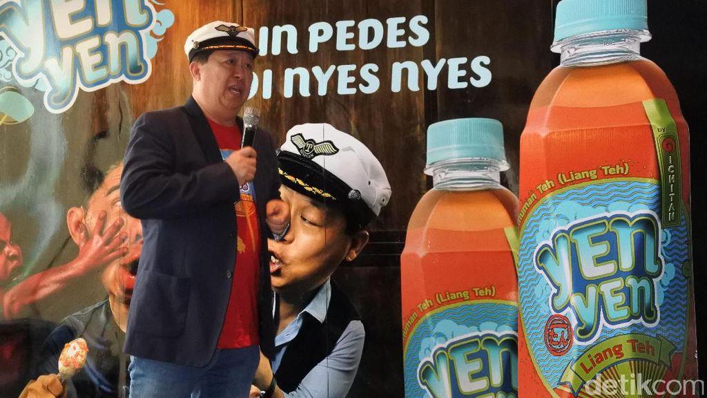 Segarnya Ichitan Yen Yen, Teh Liang Organik dari Thailand Kini Bisa Dinikmati di Indonesia