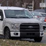 Ford Siapkan Pikap Hybrid