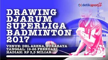 Djarum Superliga Badminton 2017 Dimulai!
