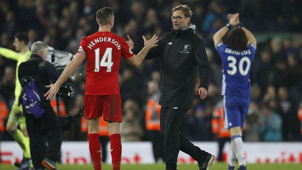 Klopp Masih Berharap Henderson Comeback Musim Ini