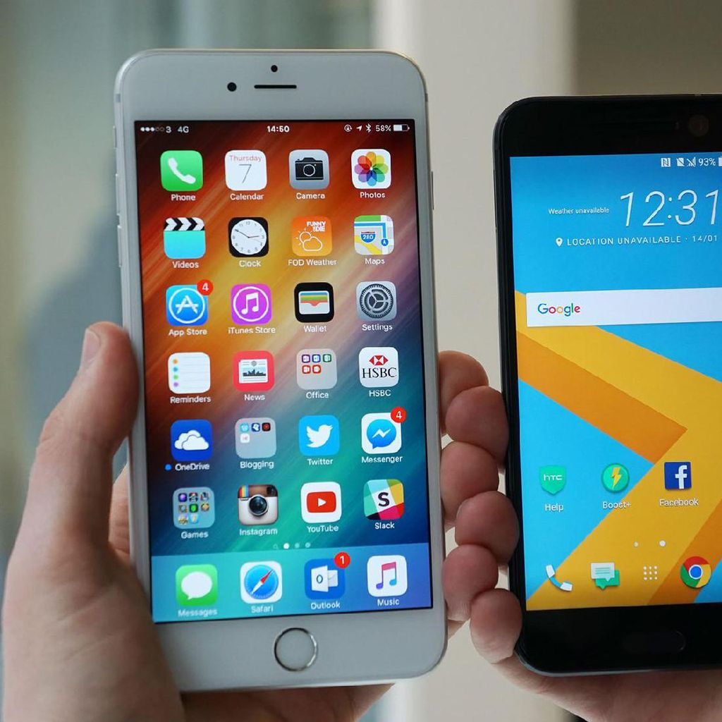 Cara Pindahkan Data iOS ke Android Pakai Google Drive